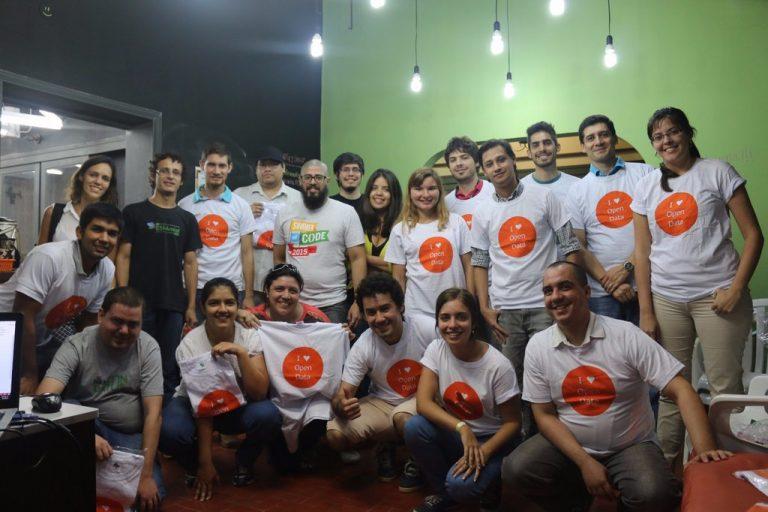 #OpenDataDay 2016 en Paraguay