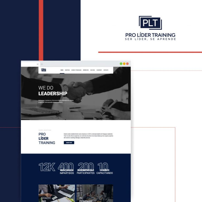 Sitio Web Institucional PLT