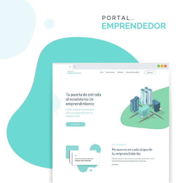 Portal Emprendedor