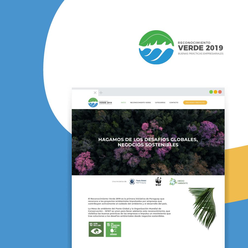 Concurso Reconocimiento Verde | Pacto Global