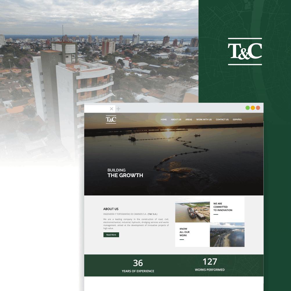 T&C | Topografía y Caminos