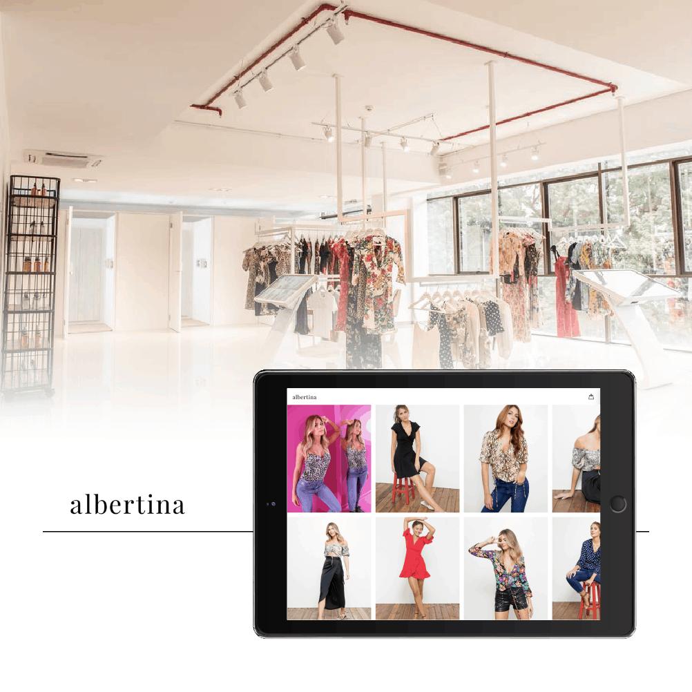 Albertina Tech Store