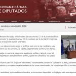 Presentan resultado de sondeos a candidatos 2018 | Diputados