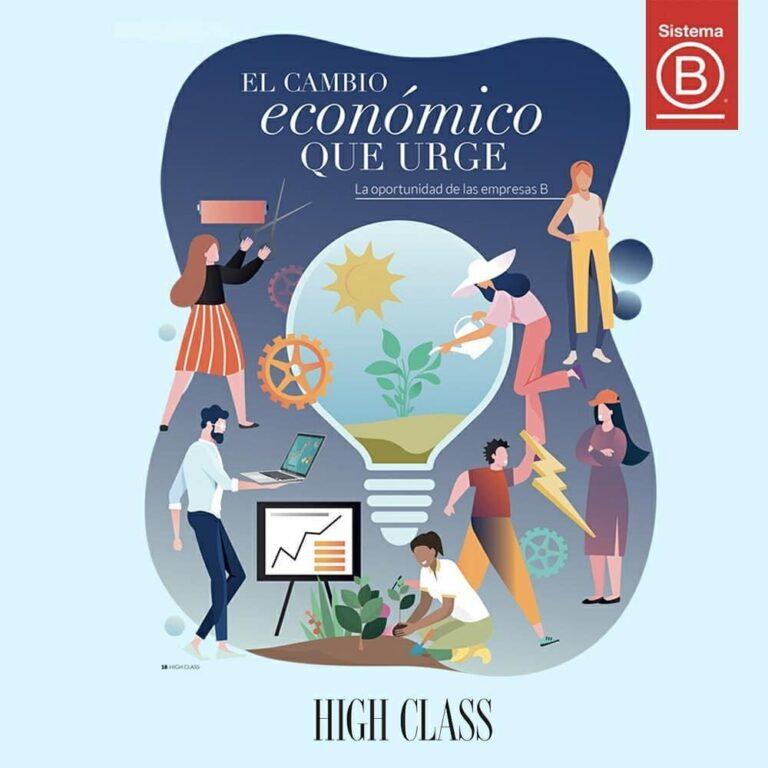 El cambio económico que urge