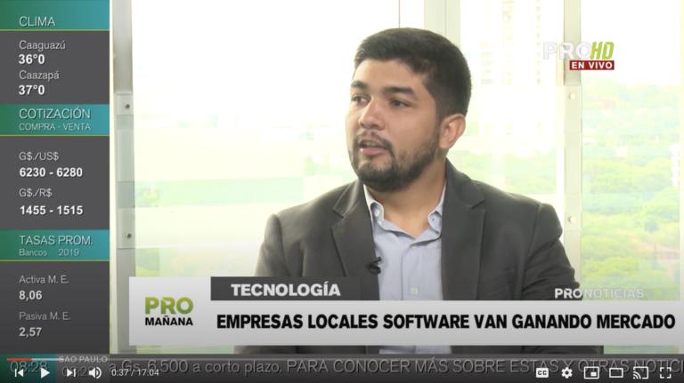 Empresas locales software van ganando mercado
